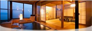 長野県信濃大町温泉緑翠亭景水