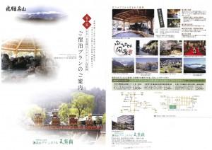 高山グリーンホテル2011宿泊プラン