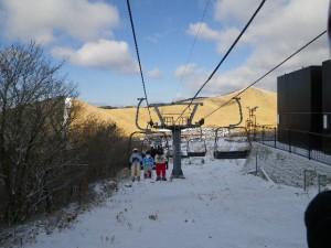 九重森林スキー場