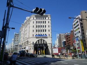 西武鉄道浅草駅