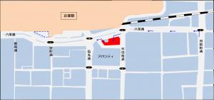 京都駅南口駅前広場貸切バス駐車場